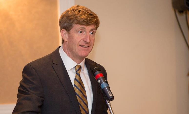 Patrick Kennedy for Story Page